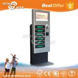 電話充満端末、携帯電話のロッカー、情報処理機能をもったロッカー