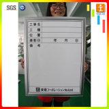 Signe faisant l'usine de panneau de PVC Celuka de la feuille 0.35 et 0.8