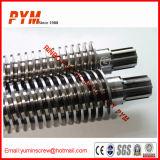 Paralleler Schrauben-Zylinder für Belüftung-Rohr