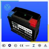 батарея 12V свинцовокислотной JIS сверхмощный загерметизированная тележкой безуходная