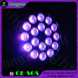 18PCS RGBWA 5in1 Outdoor Stage 15W LED PAR Light