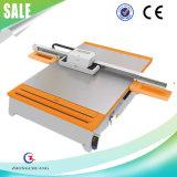 플라스틱 금속 세라믹 나무를 위한 UV 평상형 트레일러 인쇄 기계