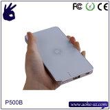 Caricatore esterno del recupero di batteria per il Mobile con il caricatore senza fili