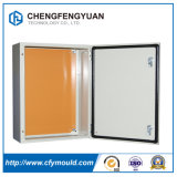 Caixa de distribuição de caixa de metal elétrico de alumínio e parede impermeável