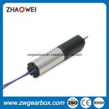 6 mm de baja velocidad del esfuerzo de torsión plástico pequeño motor del engranaje