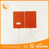 Ce flexível industrial elétrico universal dos elementos de aquecimento 250watt da borracha de silicone 240V