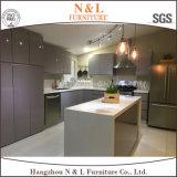 Bianco di N&L mobilia della cucina di vita/sala da pranzo del rubinetto della cucina dei 2 pacchetti