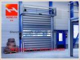 Alumínio Ragid Fast Roll up Industrial Door (HF-K93)