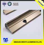 Perfil a do alumínio três