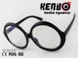 Круглая рамка с польностью пластичными солнечными очками Kp70155 освобождает объектив
