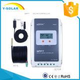 Regulador solar Tr3210A del cargador de Epever 30A MPPT 24V/12V LCD