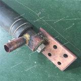 Pista de cable de la refrigeración por agua del horno fusorio de la inducción