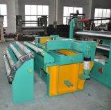 Linha de aço automática da máquina de corte da bobina