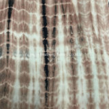 Hztd121-2 Tejido Rayon Tie Dye para bufanda