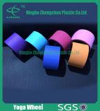 ABS van de Yoga van het Wiel van de Yoga van het Lichaam van het Saldo van de Fabrikant van China het Bijkomende Wiel van de Yoga