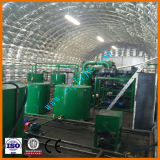 Strumentazione di trattamento dell'olio residuo della Cina Zsa/olio di motore che ricicla fabbrica