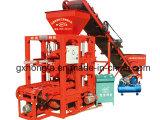 4-26Qtj automático D bloque sólido de ladrillo hueco de la conformación de la máquina