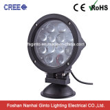 7inch 4D 크리 사람 LED 일 빛, 12/24V 차 램프