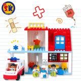 Plastikerste HILFEen-Mitte blockt Spielzeug für Kinder