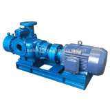 China Horizontal Twin Screw Pump Pompe à huile Application universelle