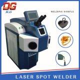 Stile caldo 200W Costruire-nella saldatura a punti della saldatrice del laser dei monili