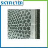 Ahu Panel HVAC quitar el olor de formaldehído en panal Filtro de carbón activado