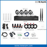 1080P 4CH P2p drahtloses CCTV-System mit Cer, FCC, RoHS