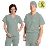 Le service d'OEM médical frotte l'hôpital les modèles qu'uniformes médicaux frottent l'uniforme pour l'infirmière