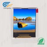 """2.4 """" de Monitor van de Vertoning van Cr 250 met Weerstand biedende Touchscreen voor POS Terminals"""