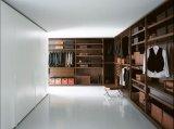 屋内メラミン寝室の食器棚のキャビネット