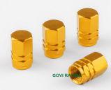 Universalrad-Gummireifen-Reifen-Ventilverschraubungen des auto-4PCS/Set mit Aluminum1.6*1cm