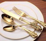 Кухня Золотой посуды из нержавеющей стали