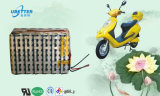 18650 Batterie des Lithium-Ionenbatterie-Satz-12V 62.4ah LiFePO4 für E-Hilfsmittel Batterie