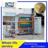 Haute vitesse et de refendage Rewidning machine (500m/min)