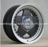 Randen van het Wiel van de Legering van de Auto van het Wiel F45023 van het Aluminium van Sainbo de Aantrekkelijke