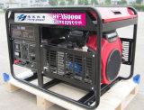 генератор газолина 10kVA 8kw Air-Cooled довольно