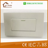 China Socket Fabricante 1g Computer Socket Outlet