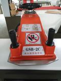 Máquina de corte hidráulica Clicker Die de 20tons usada para sapatos