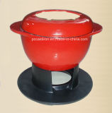 OEM LFGB ODM Ce fabricant de fondue en fonte de la FDA en provenance de Chine