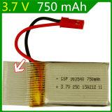 902540pl 3.7V 750mAh李ポリマー電池25cの排出李Po電池