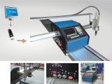 plasma di CNC del portable e macchina economici di taglio alla fiamma con CE
