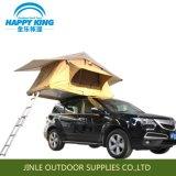 L'alta qualità Strappare-Arresta la tenda della parte superiore del tetto dell'automobile della tela di canapa del Poliestere-Cotone
