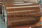 Bobina de aço de mármore de PPGI