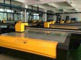 세이코 Printhead를 가진 Lr 2030 2000X3000mm 큰 체재 UV 평상형 트레일러 유리제 인쇄 기계