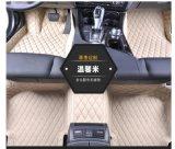 XPE 5D 벤즈 G500 (2009-2016년)를 위한 가죽 차 매트