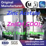Additivo alimentare dell'acetato E650 dello zinco