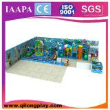 O tema do oceano caçoa o equipamento interno do campo de jogos (QL-17-22)