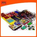 Парка Trampoline Mich спортивная площадка большого коммерчески крытая