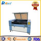 Machine de découpage au laser au CO2 de qualité chinoise Coupe en cuir, mousse, bois, verre