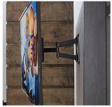 37-60 plein mouvement de pouce articulant le support de mur de TV